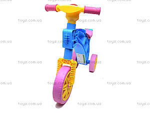 Игрушечная каталка «Ролоцикл», 3220, іграшки