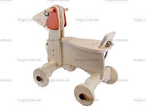 Игрушечная каталка «Собачка», К002, купить