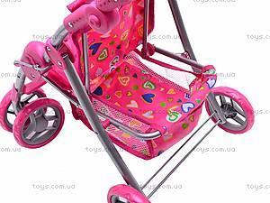 Игрушечная коляска для куклы, 9352, цена