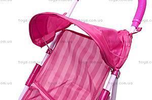 Игрушечная коляска с куклой, 9609A-1, фото