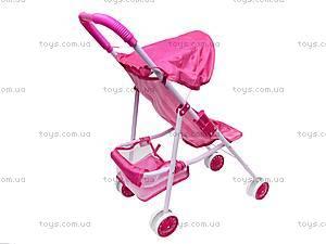 Игрушечная коляска с куклой, 9609A-1, цена
