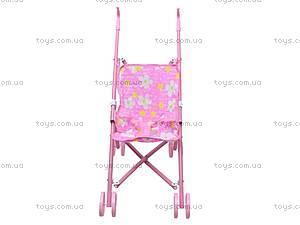 Игрушечная коляска-трость, 886AB, фото