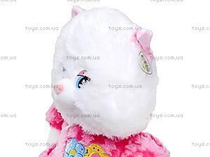 Игрушечная кошка в платье, M-ZY1089/50, купить