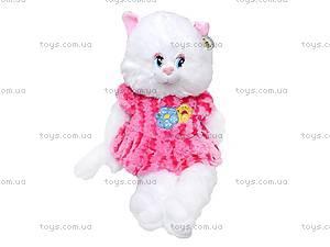 Игрушечная кошка в платье, M-ZY1089/50