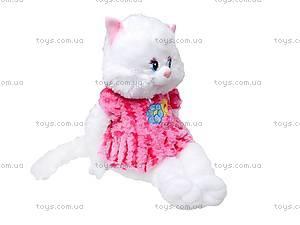 Игрушечная кошка в платье, M-ZY1089/50, отзывы