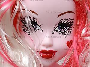 Игрушечная кукла Monster High, 39007-2, детские игрушки