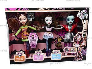 Игрушечная кукла «Monster High», M32388, игрушки