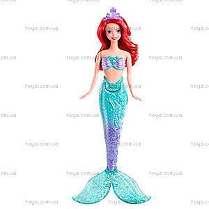 Игрушечная кукла-принцесса «Русалочка Ариэль», BFH98, купить
