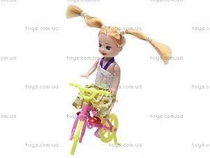 Игрушечная кукла с лошадью и аксессуарами, 8812, купить