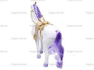 Игрушечная лошадь-единорог , 3352, фото