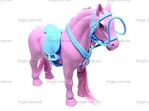 Игрушечная лошадь с аксессуарами, 686-607, купить