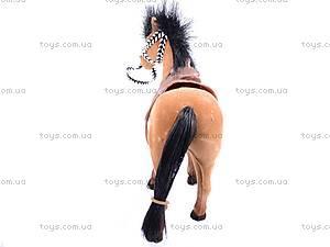 Игрушечная лошадь с расческой, 663, фото