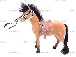 Игрушечная лошадь с расческой, 663, игрушки