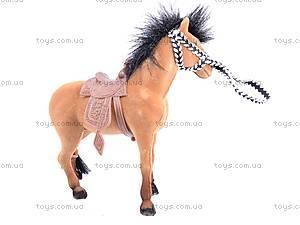 Игрушечная лошадь с расческой, 663, детские игрушки