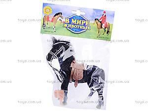Игрушечная лошадь с расческой, 663, магазин игрушек