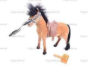 Игрушечная лошадь с расческой, 663, toys.com.ua