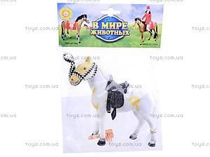 Игрушечная лошадь с расческой, 663, toys