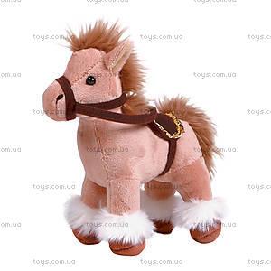 Игрушечная лошадка, бежевая, 21-920961-1, купить