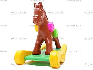 Игрушечная лошадка-качалка, 00200, купить