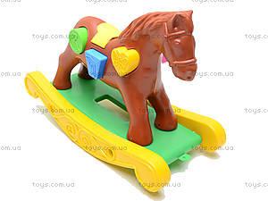 Игрушечная лошадка-качалка, 00200, отзывы