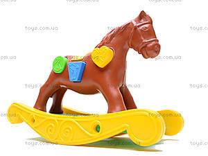 Игрушечная лошадка-качалка, 00200, цена