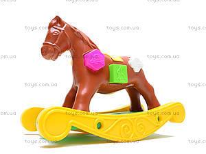 Игрушечная лошадка-качалка, 00200, игрушки