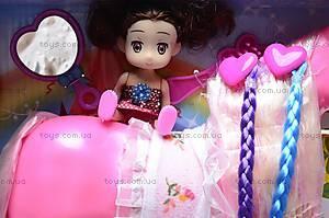 Игрушечная лошадка с куколкой, 6685, цена