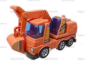 Игрушечная машина «Экскаватор», FD608A, игрушки