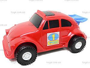 Игрушечная машина «Гонки», 39012, игрушки