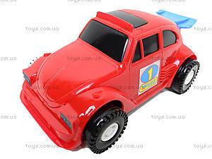 Игрушечная машина «Гонки», 39012, детские игрушки