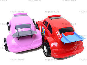 Игрушечная машина «Гонки», 39012, toys.com.ua