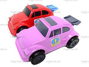 Игрушечная машина «Гонки», 39012, toys