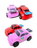 Игрушечная машина «Гонки», 39012, іграшки