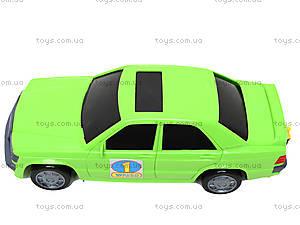 Игрушечная машина «Мерседес», 39004, купить