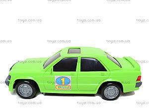 Игрушечная машина «Мерседес», 39004, цена