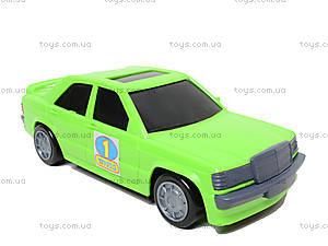 Игрушечная машина «Мерседес», 39004, детские игрушки