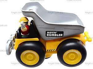 Игрушечная машина «Стройка», 2299C/D, детские игрушки