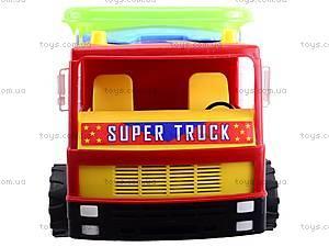 Игрушечная машина «Супер Трак», 14-001, игрушки