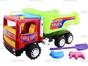 Игрушечная машина «Супер Трак», 14-001, детские игрушки