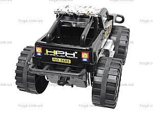 Игрушечная машинка «Джип», 6688, игрушки