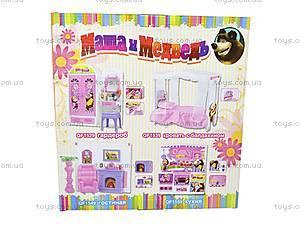 Игрушечная мебель «Маша и Медведь», QF1530-QF1560, детские игрушки
