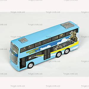 Игрушечная модель «Автобус», CT10-054/3