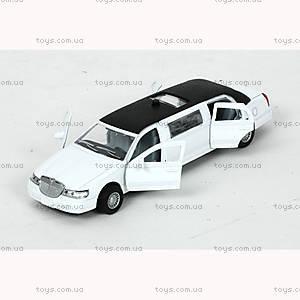 Игрушечная модель лимузина, SL970WB