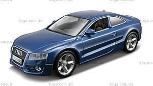 Игрушечная моделька «Audi A5», 18-43008