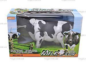 Игрушечная музыкальная корова, 333-33, цена