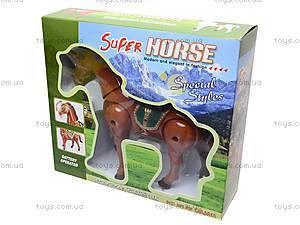 Игрушечная музыкальная лошадь, 0055B