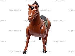 Игрушечная музыкальная лошадь, 0055B, цена