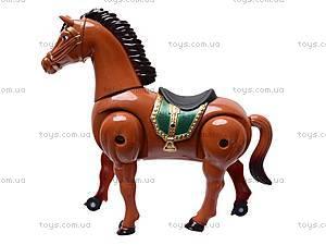 Игрушечная музыкальная лошадь, 0055B, игрушки