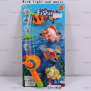 Игрушечная музыкальная рыбалка, 2155B