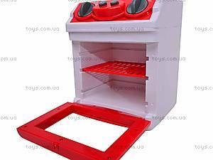 Игрушечная печка с аксессуарами, 6016, цена
